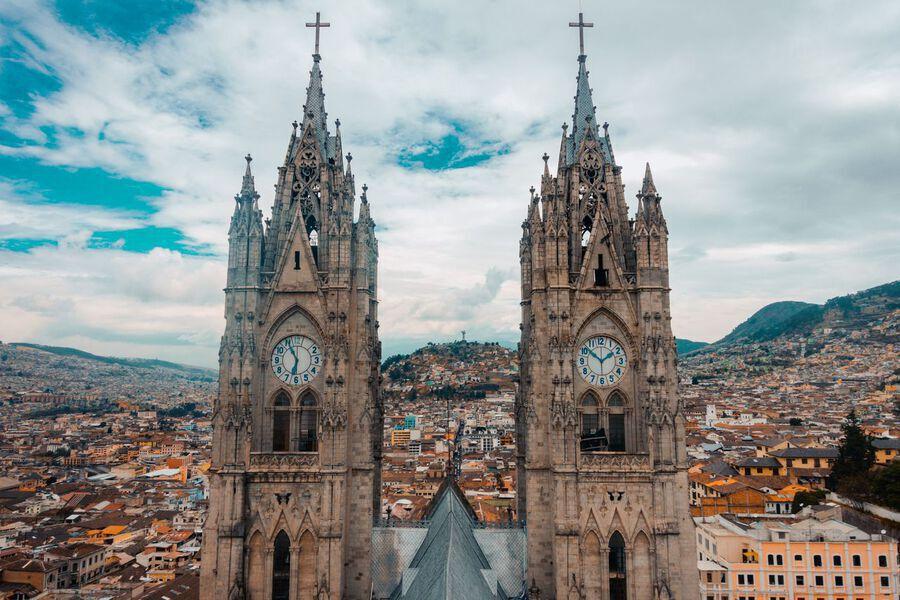 cheap flights from Denver, Colorado to Quito Ecuador