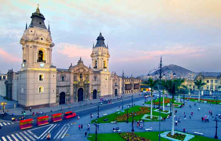 flights to Lima Peru