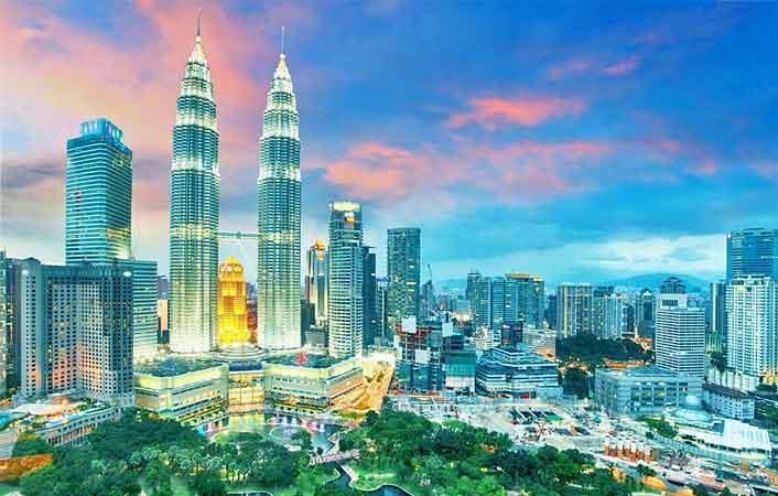 Cheap Flights to to Kuala Lumpur